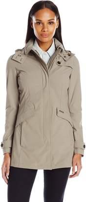 Woolrich Women's Fayette Rain Coat