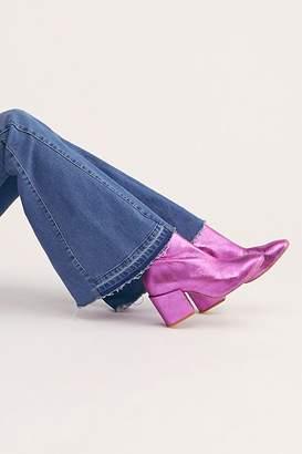 Fp Collection Metallic Nicola Heel Boot