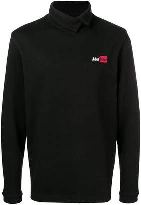 Ader Error high neck sweatshirt