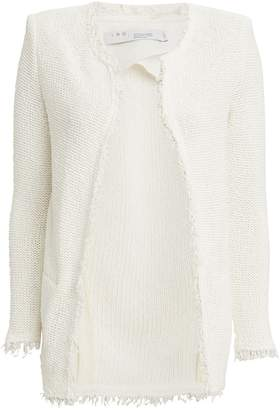 IRO Lela Knit Cardigan Jacket