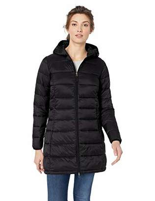 Amazon Essentials Women's Lightweight Water-Resistant Packable Puffer Coat