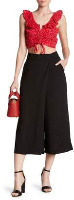 Dress Forum Flapover Gaucho Pants