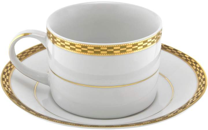 10 Strawberry Street Athens 12-pc. Cup & Saucer Set