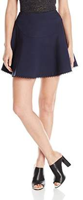 Finders Keepers findersKEEPERS Women's Aspects Mini Skirt