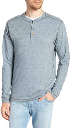 Vintage 1946 Mock Twist Long Sleeve Henley