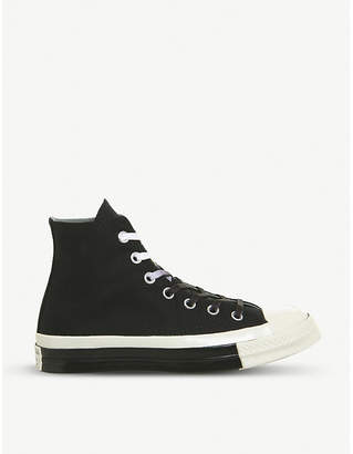 Converse Hi 70 high-top canvas trainers