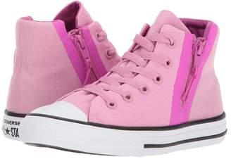 Converse Chuck Taylor All Star Sport Zip Hi Girls Shoes