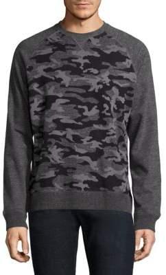 Robert Graham Mooers Cotton Sweatshirt