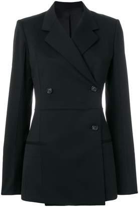 Helmut Lang straight fit blazer