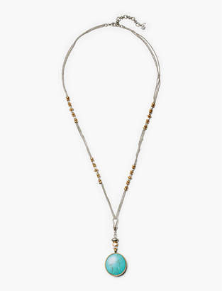Lucky Brand COIN MEADOWS NECKLACE