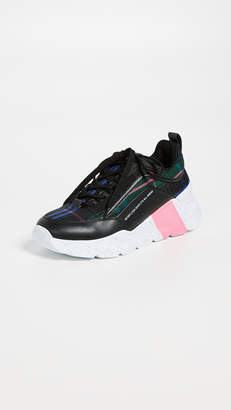 MSGM Hiking Trainer Sneakers