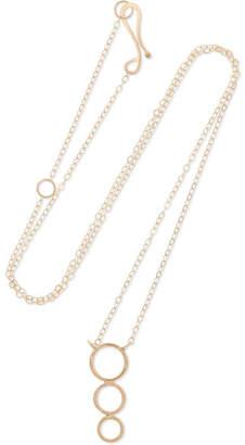 Melissa Joy Manning 14-karat Gold Necklace