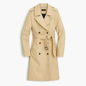 J.Crew Petite women's 2011 Icon trench