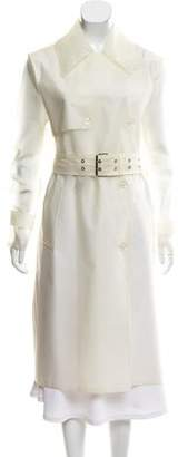 Helmut Lang Sheer Trench Coat w/ Tags