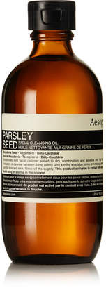 Aesop Parsley Seed Facial Cleansing Oil, 200ml - Colorless