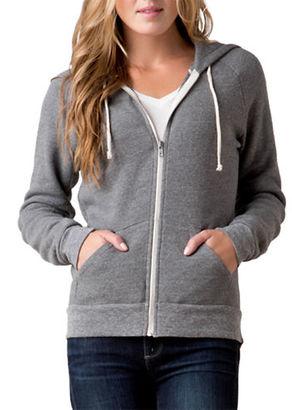 Alternative Adrian Long Sleeve Hoodie Sweatshirt $54 thestylecure.com