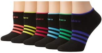 adidas Superlite 6 Pair No Show Socks Women's No Show Socks Shoes