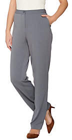 Linea by Louis Dell'Olio Solid Straight LegPant