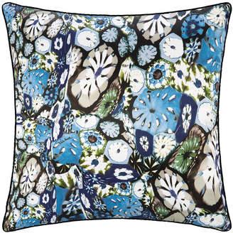 Roberto Cavalli Murrine Silk Cushion
