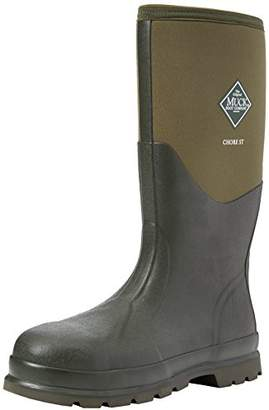 Muck Boots Unisex Adults Chore Steel Toe Safety Wellingtons,38 EU