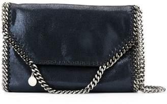 Stella McCartney large Falabella Shiny Dotted shoulder bag