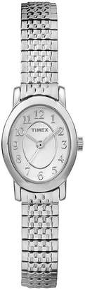 Timex Mens Two-Tone Expansion Band Watch