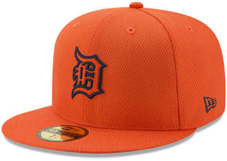 New Era Detroit Tigers Batting Practice Diamond Era 59FIFTY Cap