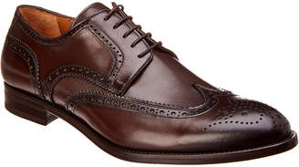 Antonio Maurizi Leather Wing Tip Oxford