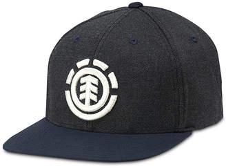 Element Men Hat, Knutsen Snapback Cap