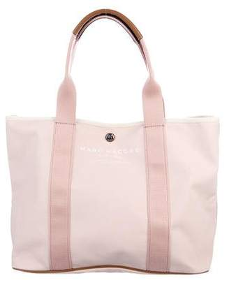 Marc Jacobs Coated Canvas Tote
