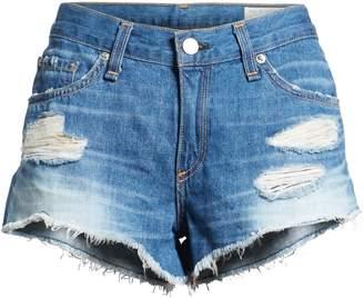 Rag & Bone 'The Cutoff' Denim Shorts