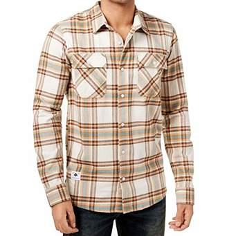 Lrg Men's Unlawful Long Sleeve Flannel