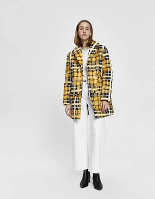 House Of Sunny New Quilted Puffer Jacket