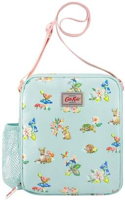Cath Kidston Girls Kids Woodland Animals Lunchbag - Green