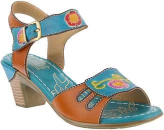 Spring Step L'Artiste by Leather Sandals - Kyleta