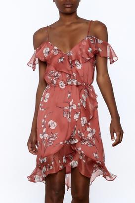 The JetSet Diaries Oasis Mini Dress $198 thestylecure.com