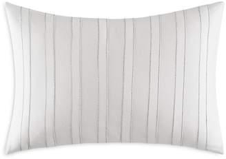 Vera Wang Striped Seams Decorative Pillow, 12 x 16