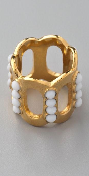 Melinda Maria Cage Ring