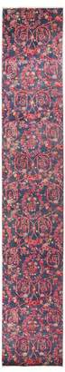 """Solo Rugs Eclectic Hand-Knotted Runner Rug, 2'8"""" x 16'1"""""""