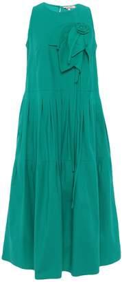 Rose' A Pois 3/4 length dresses