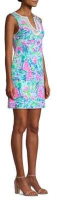 Lilly Pulitzer Harper Printed Shift Dress