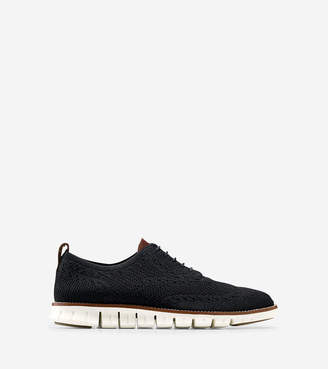 Cole Haan Men's ZERØGRAND Wingtip Oxford with StitchliteTM