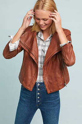 Lamarque Talia Leather Jacket