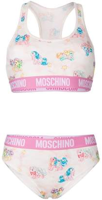 Moschino My Little Pony two piece set