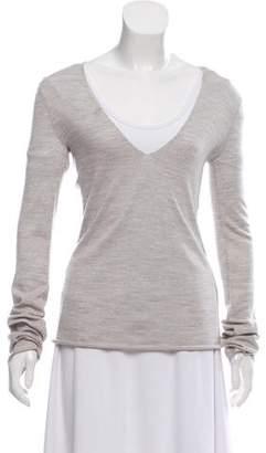 Protagonist Wool Long Sleeve Top