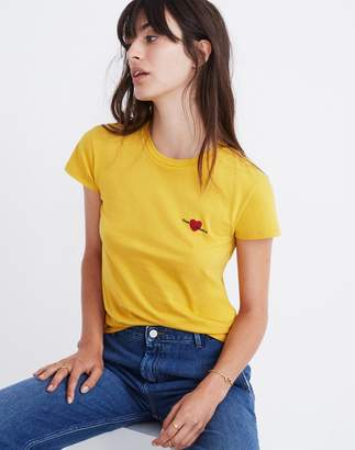 Madewell Carhartt Work in Progress Tilda Heart Tee