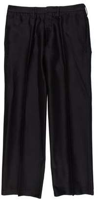 DSQUARED2 Silk-Blend Dress Pants