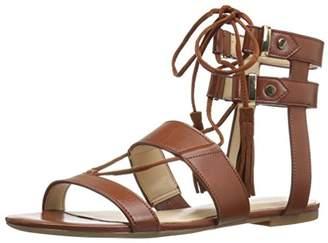Nine West Women's Decima Patent Gladiator Sandal