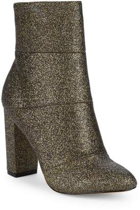 BCBGeneration Coral Flat Glitter Ankle Boots