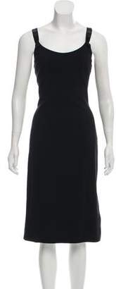 Maiyet Embellished Sleeveless Dress